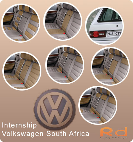 Automotive design, cardesign, creative design, design consultancy, References, automotive, industrial design, car styling dk, lars disign, vw africa, Volkswagen south africa, Citi golf, golf 1